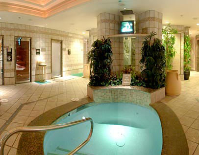 Bally S Spa Ballys Las Vegas Holiday Health Spa Ballys
