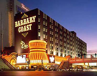 Barbary coast hotel and casino chinook winds gaming casino